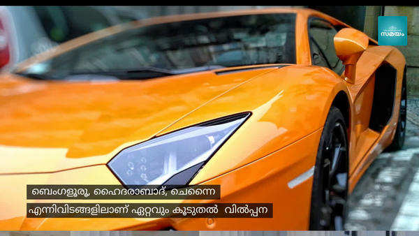south india tops the lamborghini sales list