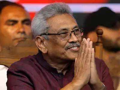 श्रीलंका के राष्ट्रपति
