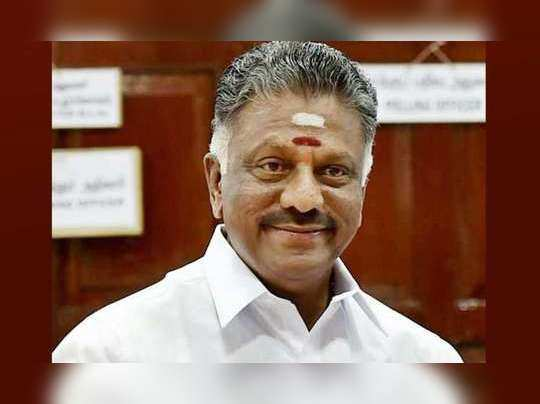 O.Panneer Selvam