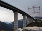 सबसे ऊंचा रेल पुल