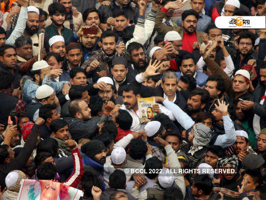 CAA protests: court pulls up Delhi police, says Jama Masjid not in Pakistan