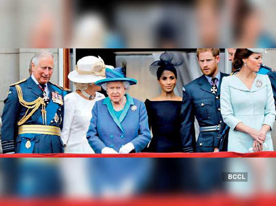 Royal family: Queen Elizabeth II agrees to let Prince Harry, Meghan move part-time to Canada