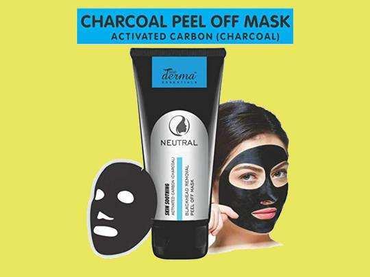 Charcoal Mask on Amazon