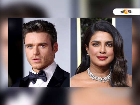 Priyanka Chopra GOING TO WORK WITH Richard Madden IN Russo Brothers' spy series Citadel