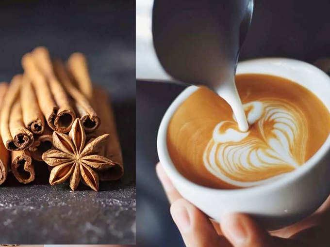 कॉफी में दालचीनी मिलाकर मिठास बढ़ाएं, एनर्जी पाएं