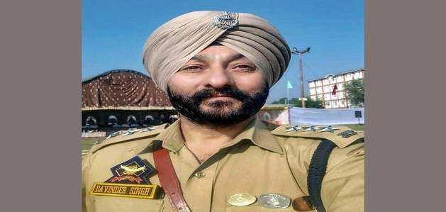 DSP देविंदर सिंह को किया जाएगा बर्खास्त