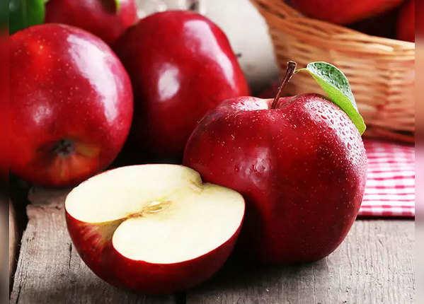 फाइबर से भरपूर सेब