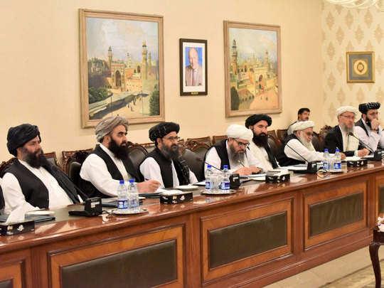 2 बैठक के बाद राजी हुए तालिबान नेता