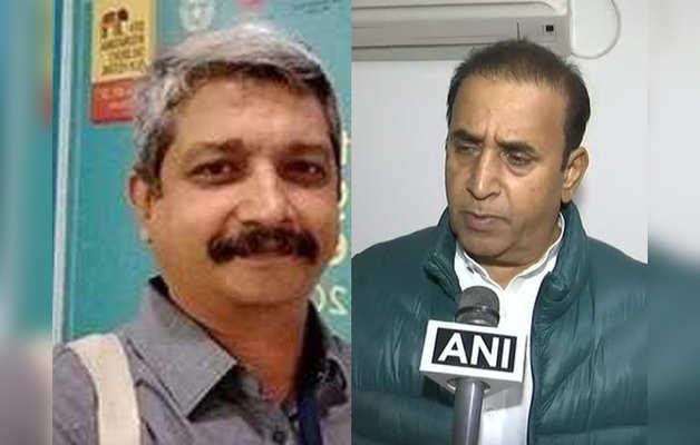 महाराष्ट्र के गृहमंत्री बोले- प्रफेसर के खिलाफ करेंगे कार्रवाई