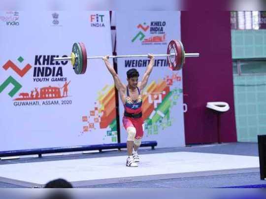 मनमाडच्या संतोषला खेलो इंडियात सुवर्ण