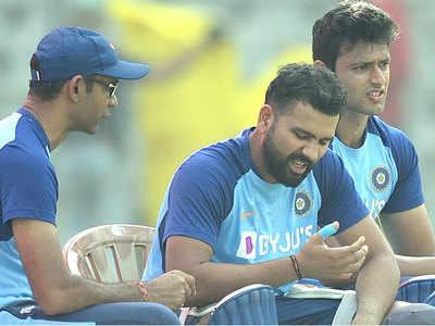 टीम इंडिया को आज दिखाना होगा दम