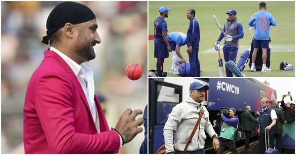 ms dhoni will not play for india again says harbhajan singh