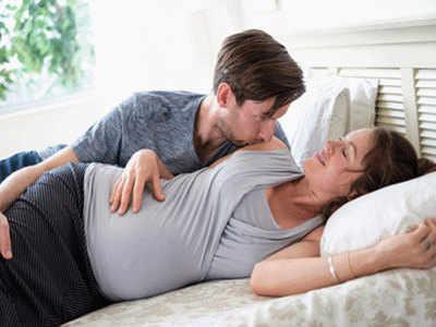 गर्भावस्था के दौरान शरीर में होनेवाले बदलाव