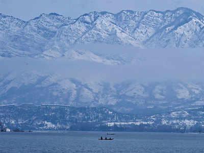 डल झील (फाइल फोटो)