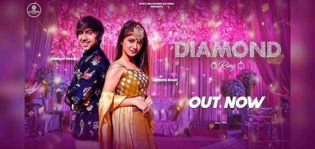 रिलीज हुआ अदनान शेख़ और आरीशफा खान का नया गाना 'डायमंड रिंग'
