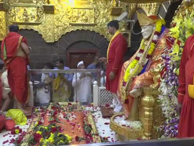 शिरडी के मंदिर की है मान्यता