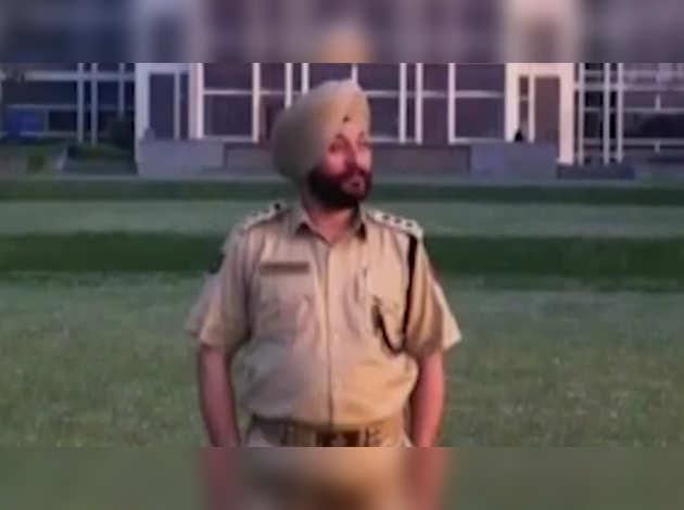 एनआईए ने गिरफ्तार दविंदर सिंह पर मामला किया दर्ज, पूछताछ के लिए लाया जाएगा दिल्ली