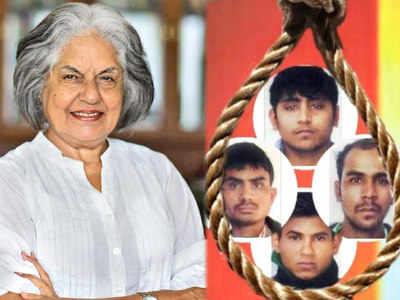 वरिष्ठ वकील इंदिरा जयसिंह ने निर्भया के दोषियों को माफ करने की अपील की है