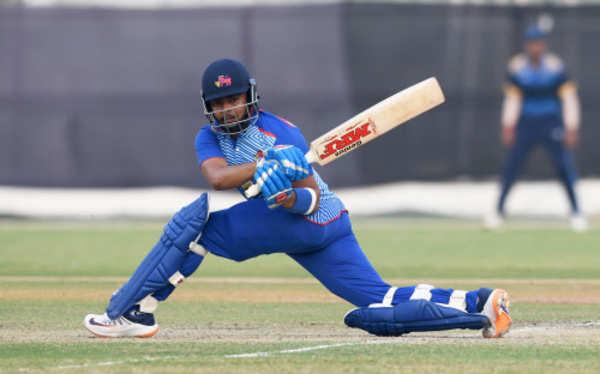 prithvi shaw scores 150 runs from 100 balls