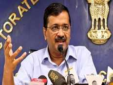 arvind kejriwal releases guarantee card and file his nomination tomorrow