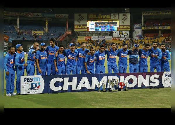 भारत का जीत का नहला