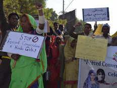 सिंध में एक और बच्ची का धर्म परिवर्तन, पाकिस्तानी हिंदुओं ने दी देश छोड़ने की धमकी
