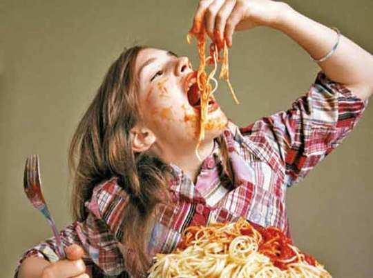 सतत खाणे चुकीचे नाही पण...