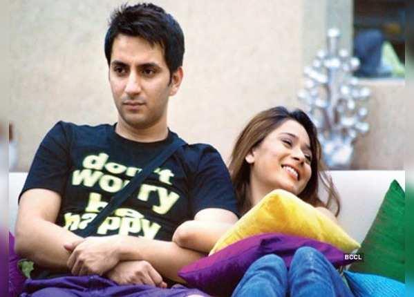 सारा खान और अली मर्चेंट