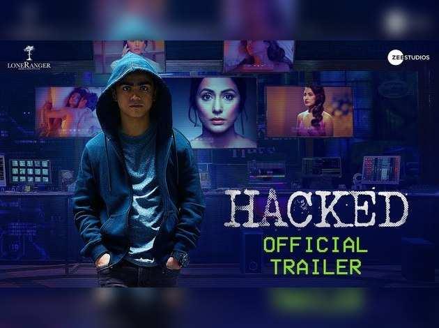 हिना खान की फिल्म 'हैक्ड' का ट्रेलर