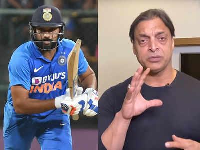 रोहित ने बेंगलुरु वनडे में शतक लगाया
