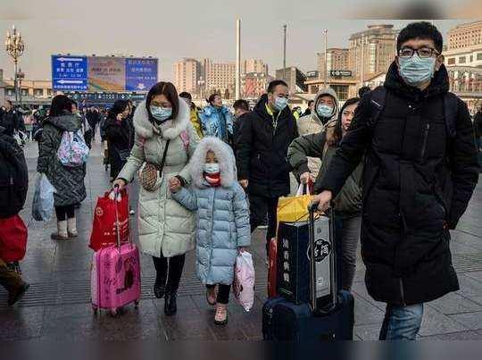 चीनमध्ये 'सार्स'सदृश विषाणूचा प्रकोप