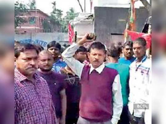 Suspension of work in Titagarh jutemill, 2000 workers lost job