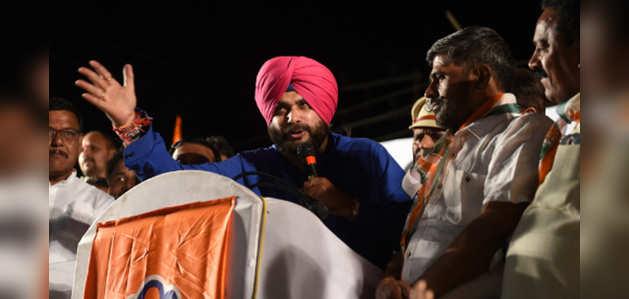 दिल्ली चुनाव: कांग्रेस के स्टार प्रचारकों की लिस्ट में सिद्धू को जगह