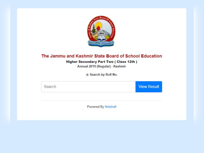 jkbose result 2019 kashmir division