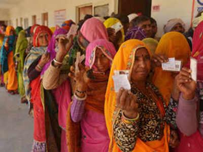 राजस्थान में चुनाव