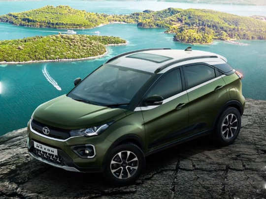 2020 Tata Nexon Facelift
