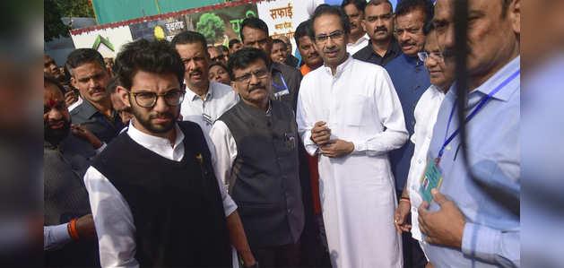 सरकार के 100 दिन पूरे होने पर अयोध्या जाएंगे उद्धव ठाकरे, शिवसेना का राहुल गांधी को भी न्योता