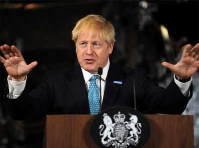फोटो: ब्रिटिश पीएम बोरिस जॉनसन