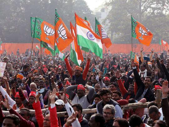 BJP केंद्र सरकार की उपलब्धियों पर देगी जोर
