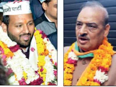 शर्मा और सिंघला DDCA में आमने-सामने थे