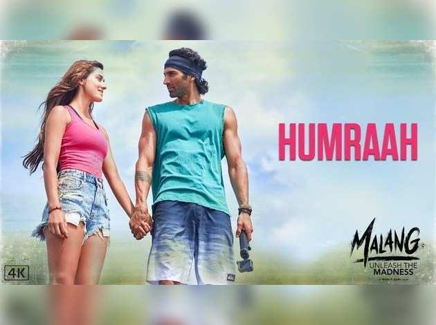 फिल्म 'मलंग' के नए गाने 'हमराह' में फिर नजर आई दिशा पाटनी और आदित्य रॉय कपूर की रोमांटिक केमेस्ट्री