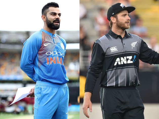भारत के न्यू जीलैंड दौरे का शुक्रवार को होगा आगाज