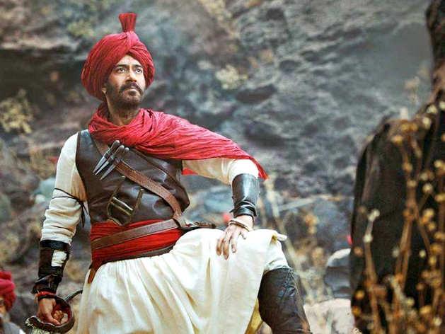फिल्म के एक सीन में अजय देवगन