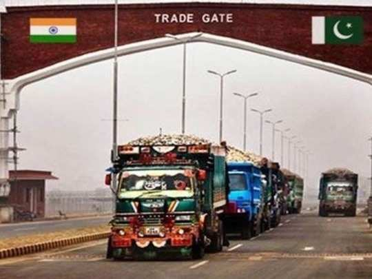 இந்தியா - பாகிஸ்தான் வர்த்தக உறவில் பின்னடைவு