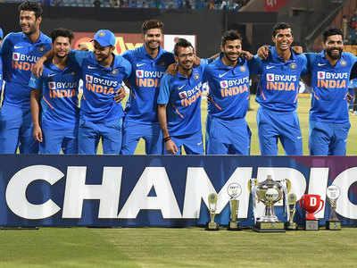 टीम इंडिया मुकाबले के लिए तैयार
