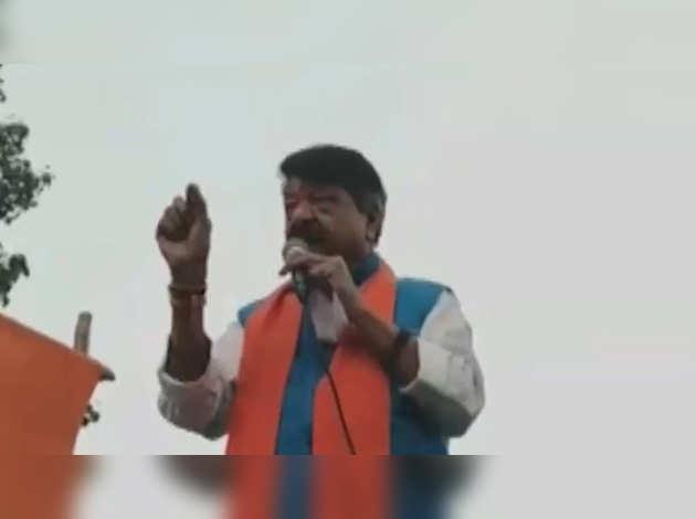 बीजेपी नेता कैलाश विजयवर्गीय का विवादास्पद बयान, कहा पोहा खाने से बांग्लादेशियों को पहचाना