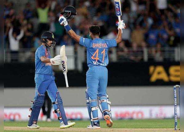शान से जीता भारत