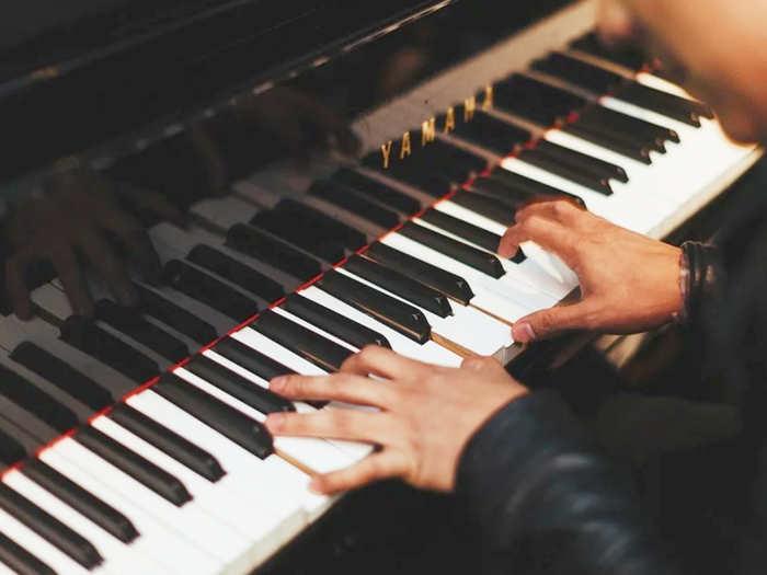Piano on Amazon