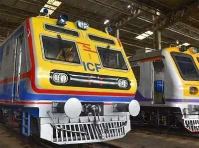 फोटो: लोकल एसी ट्रेन