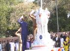 தேசியக் கொடி ஏற்றி ஆட்சியர் மரியாதை; ராமநாதபுரத்தில் குடியரசு தின விழா கோலாகலம்!